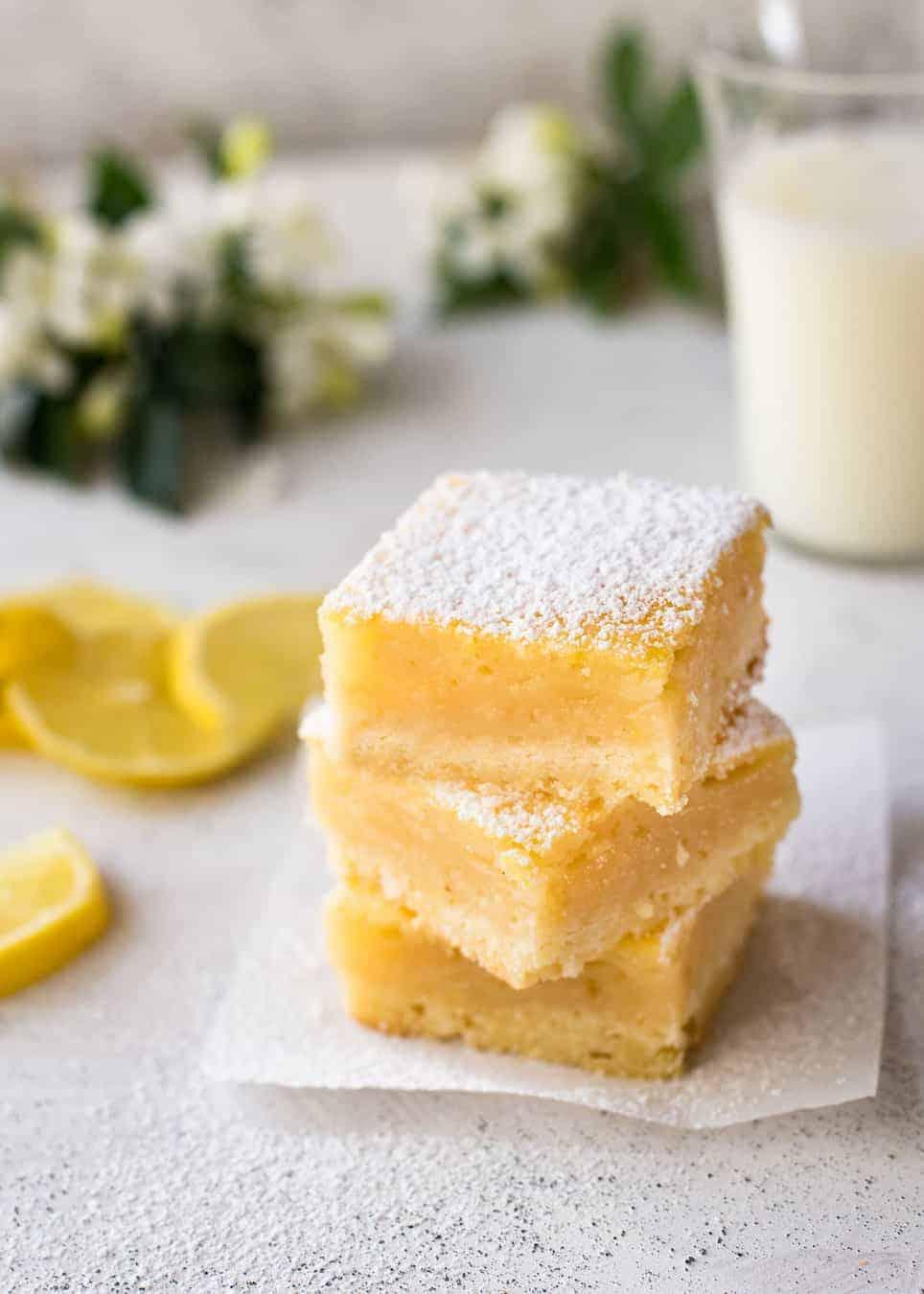 Easy lemon bars recipetin eats audiocablefo