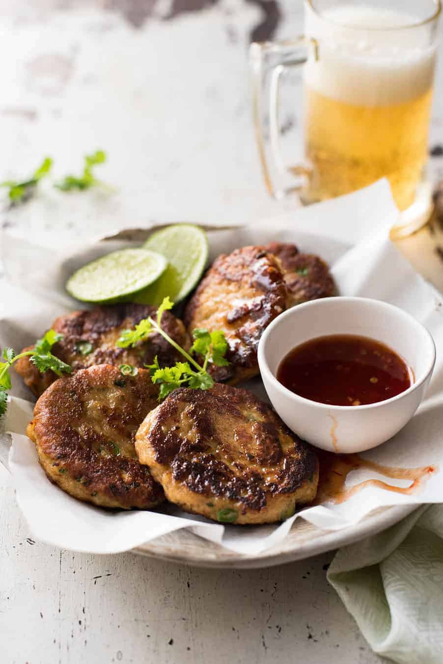Thai Fish Cakes This Popular Thai Appetizer Is So Simple To Make This Is