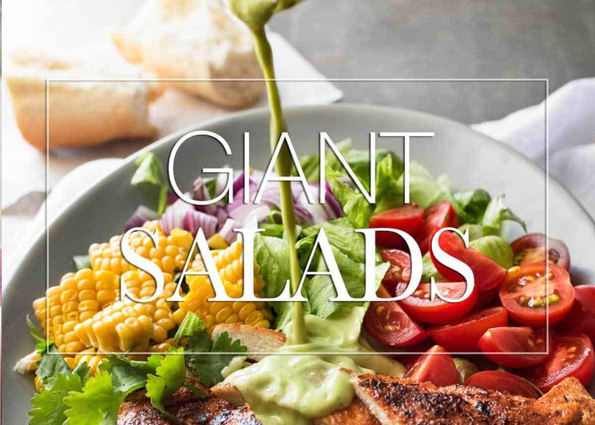Giant Salads
