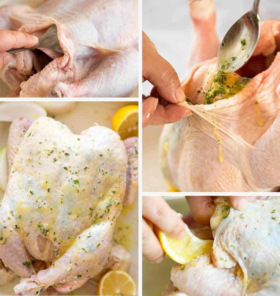 How to make Oven Roasted Chicken