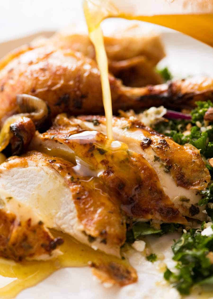 Roast Chicken Recipetin Eats