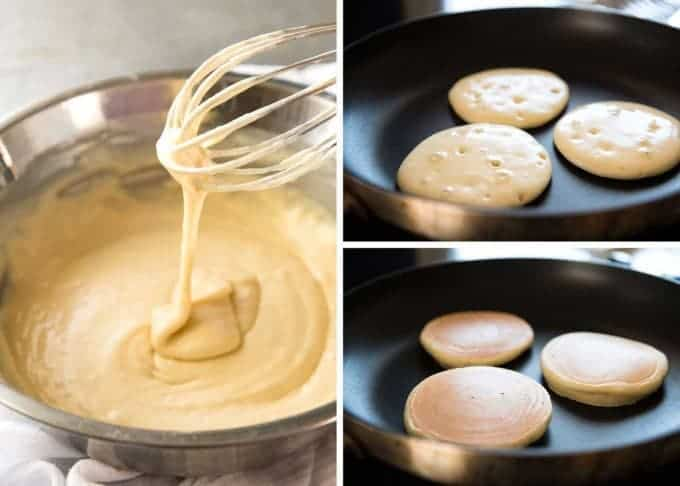 Pikelets-Prep