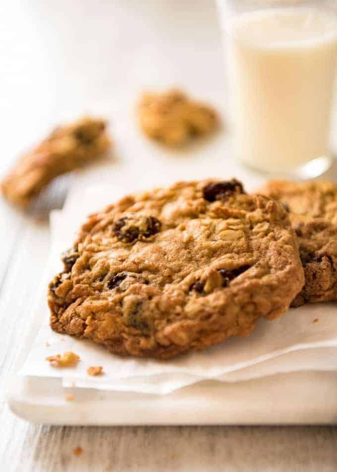 Chewy Oatmeal Cookies Food Network