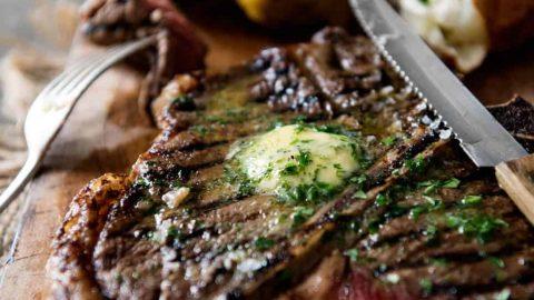 Beef Steak Marinade