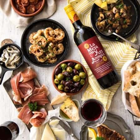 Easy Spanish Tapas Recipes