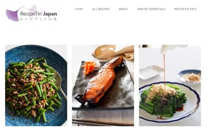 RecipeTin-Japan_homepage
