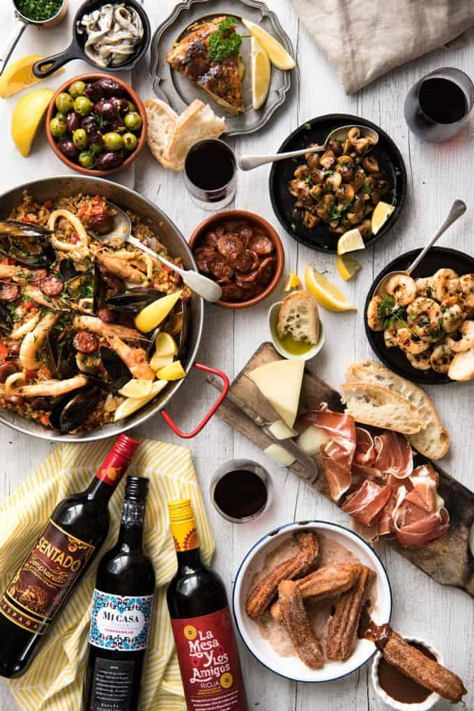 Rustic Spanish Food Recipes