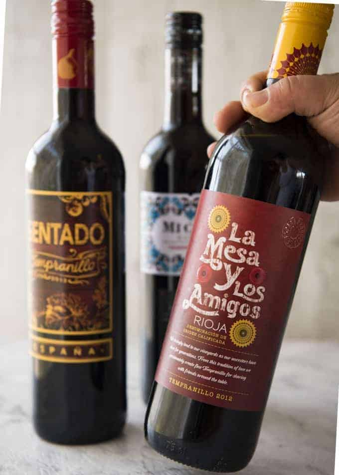 Spanish Wine for Tapas www.recipetineats.com