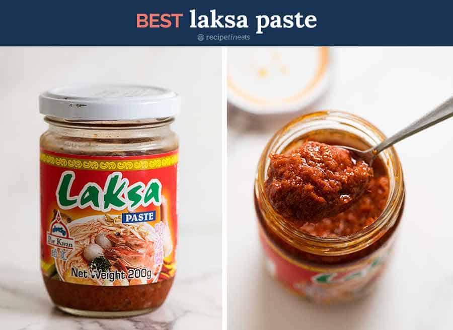 Best Laksa paste - Por Kwan