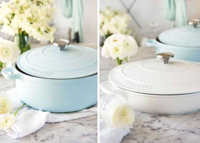 Chasseur cookware