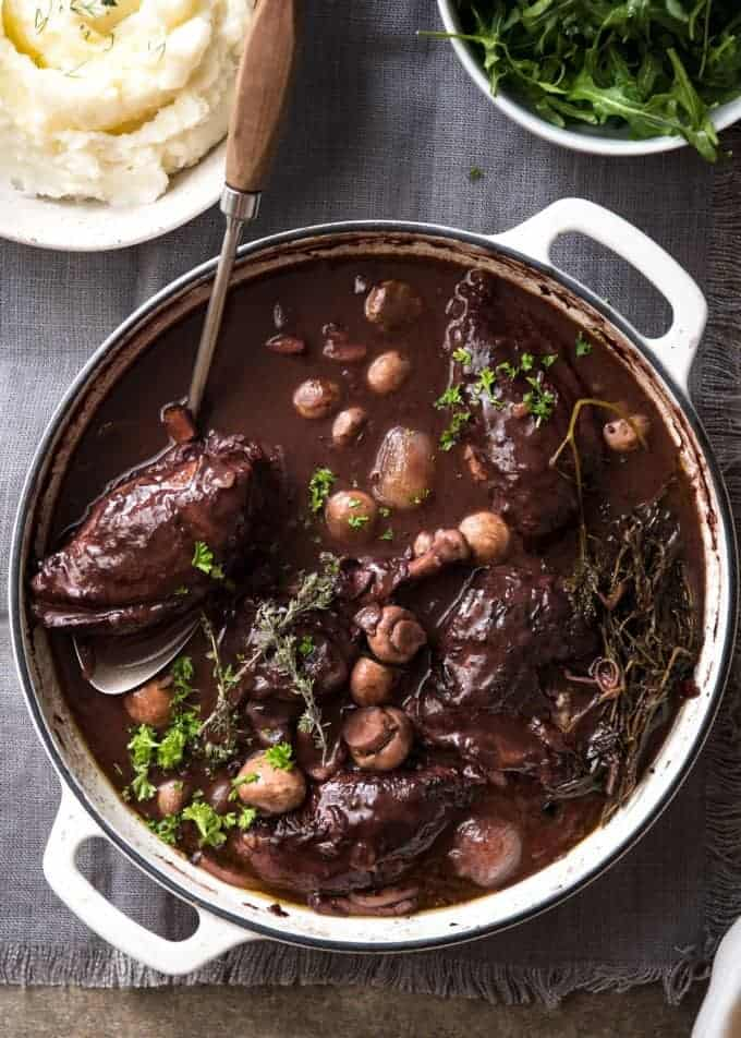 Coq Au Vin Recipetin Eats
