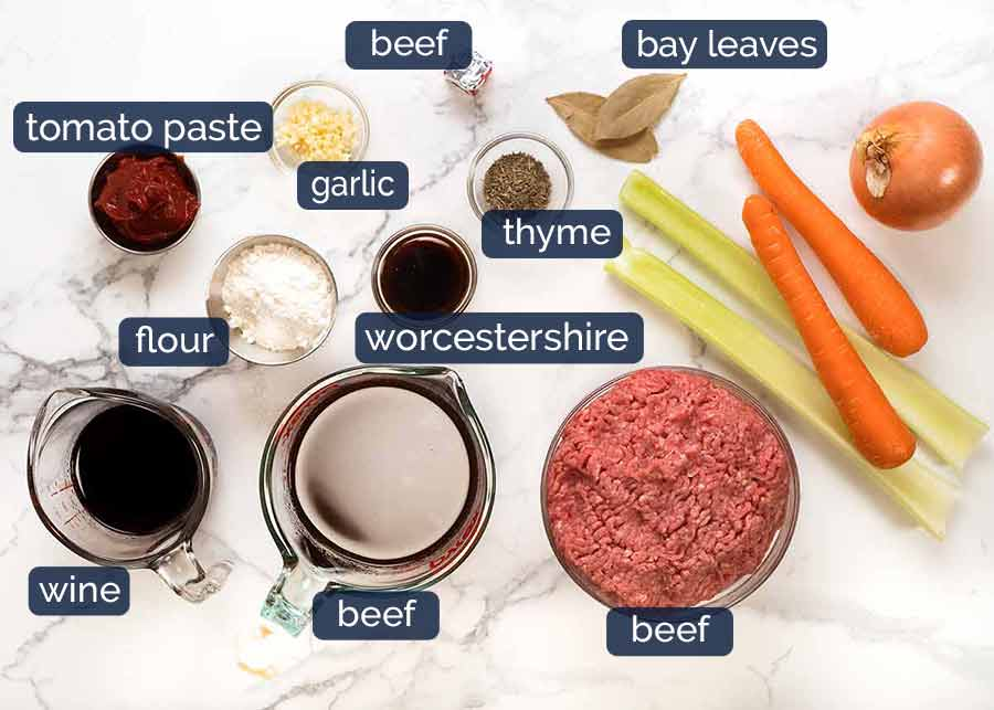 What goes in Cottage Pie