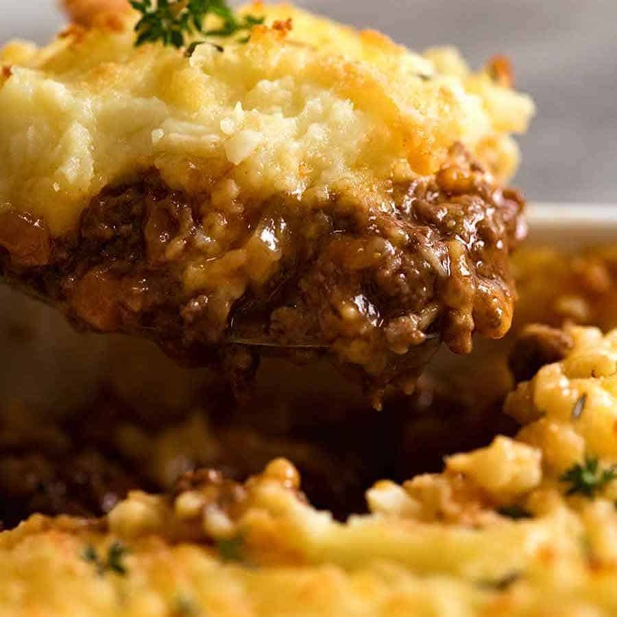 Cottage Pie Recipetin Eats