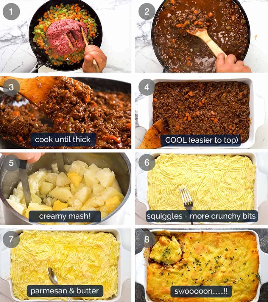 How to make Cottage Pie