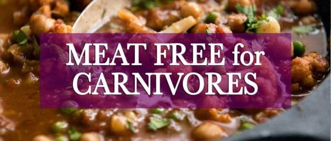 Satisfying Meat-Free recipes, food so good even carnivores won't miss the meat! www.recipetineats.com