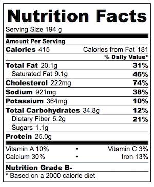 no-washing-up-ham-egg-cheese-pockets-nutrition
