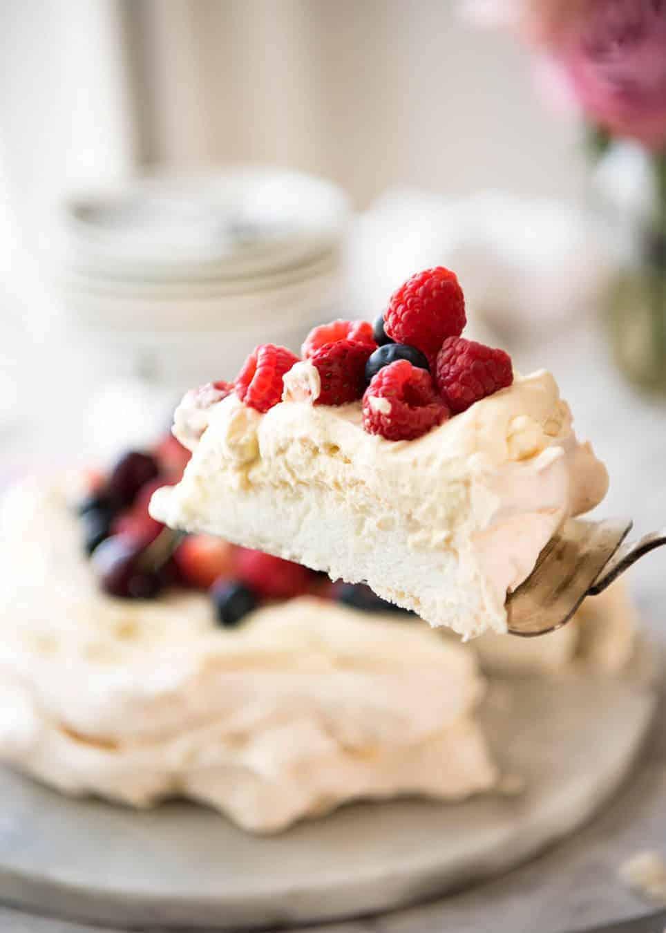 Pavlova!! | RecipeTin Eats