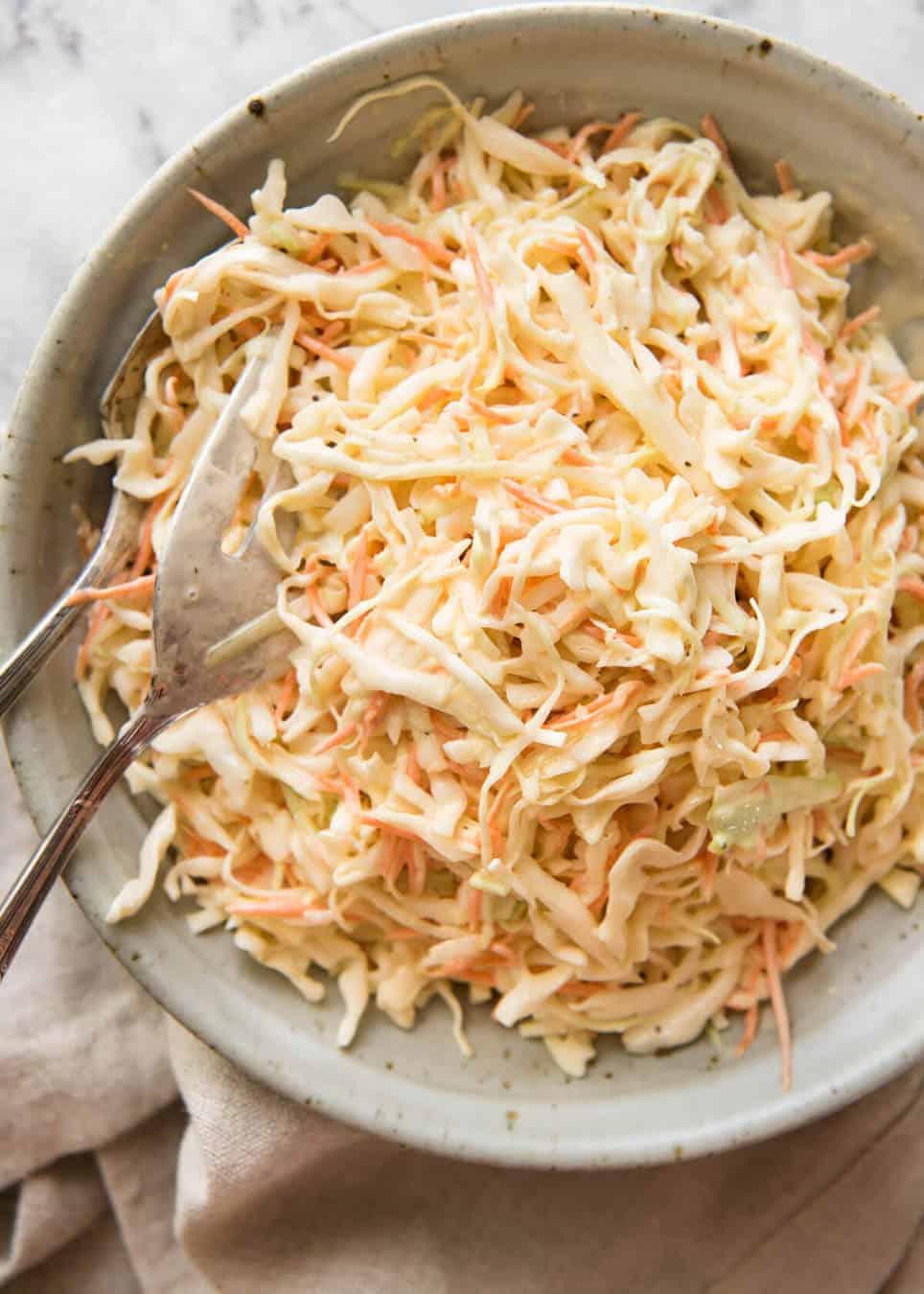 Coleslaw | RecipeTin Eats