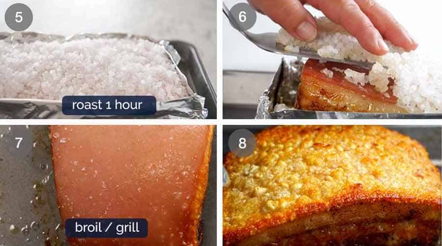 How to make Chinese Crispy Pork Belly, the best crackling in the world
