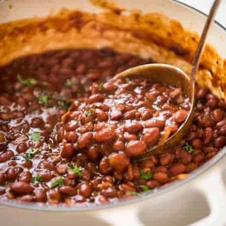 Homemade Baked Beans with Bacon (Southern Style)