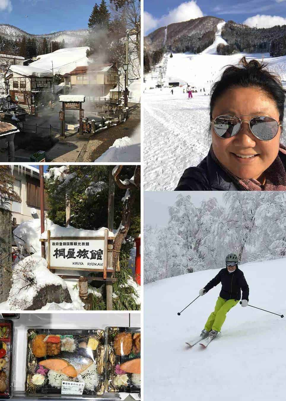 Photos from Nozawa Onsen holiday in Japan.