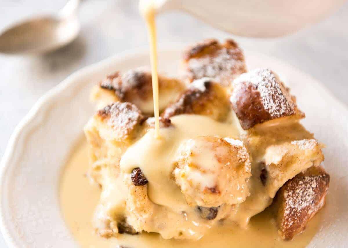 bread and butter pudding recipetin eats rh recipetineats com bread and butter berlin 2017 bread and butter berlin 2017