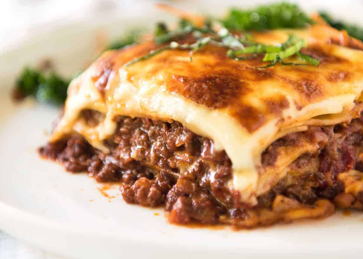 Lasagna recipetin eats this is a traditional italian lasagna forumfinder Image collections