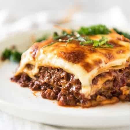 Lasagna !!