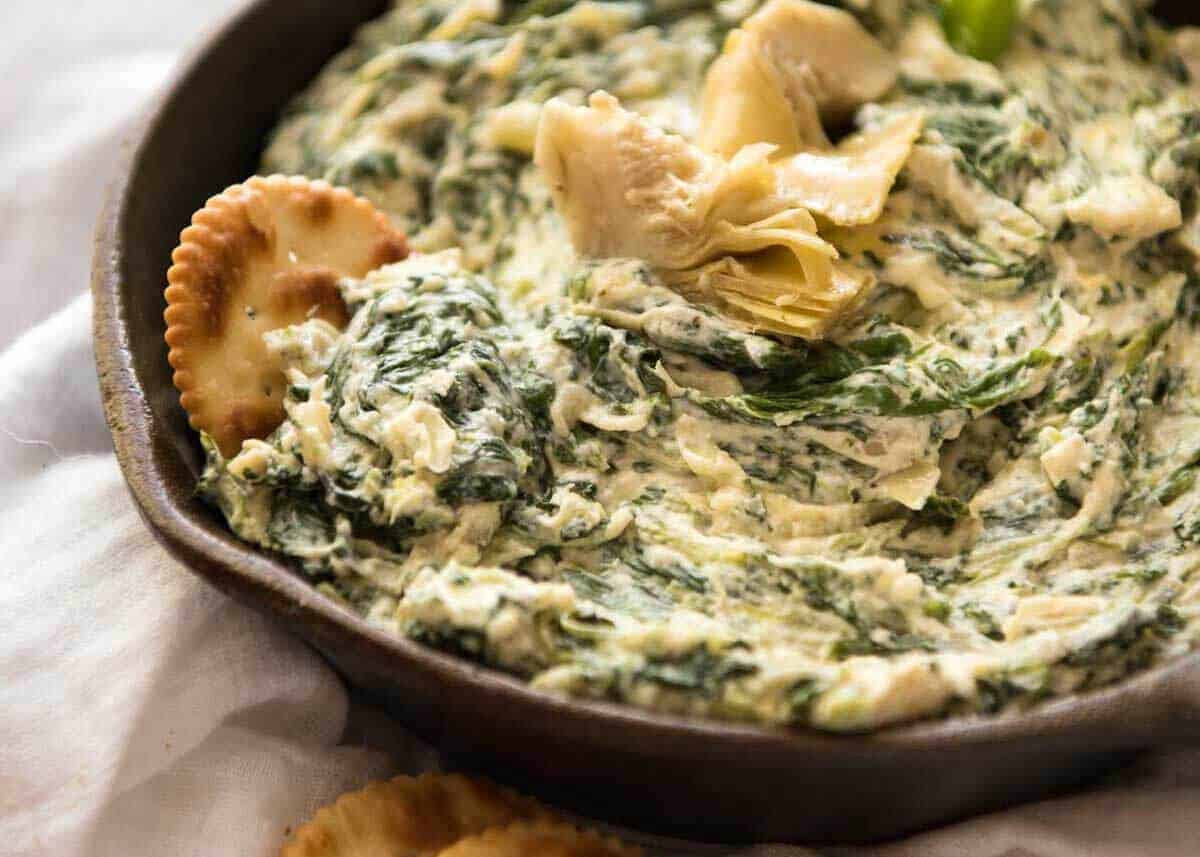 best spinach artichoke dip store bought