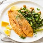 Making Crispy Pan Fried Fish without deep frying is simple - and so good! www.recipetineats.com