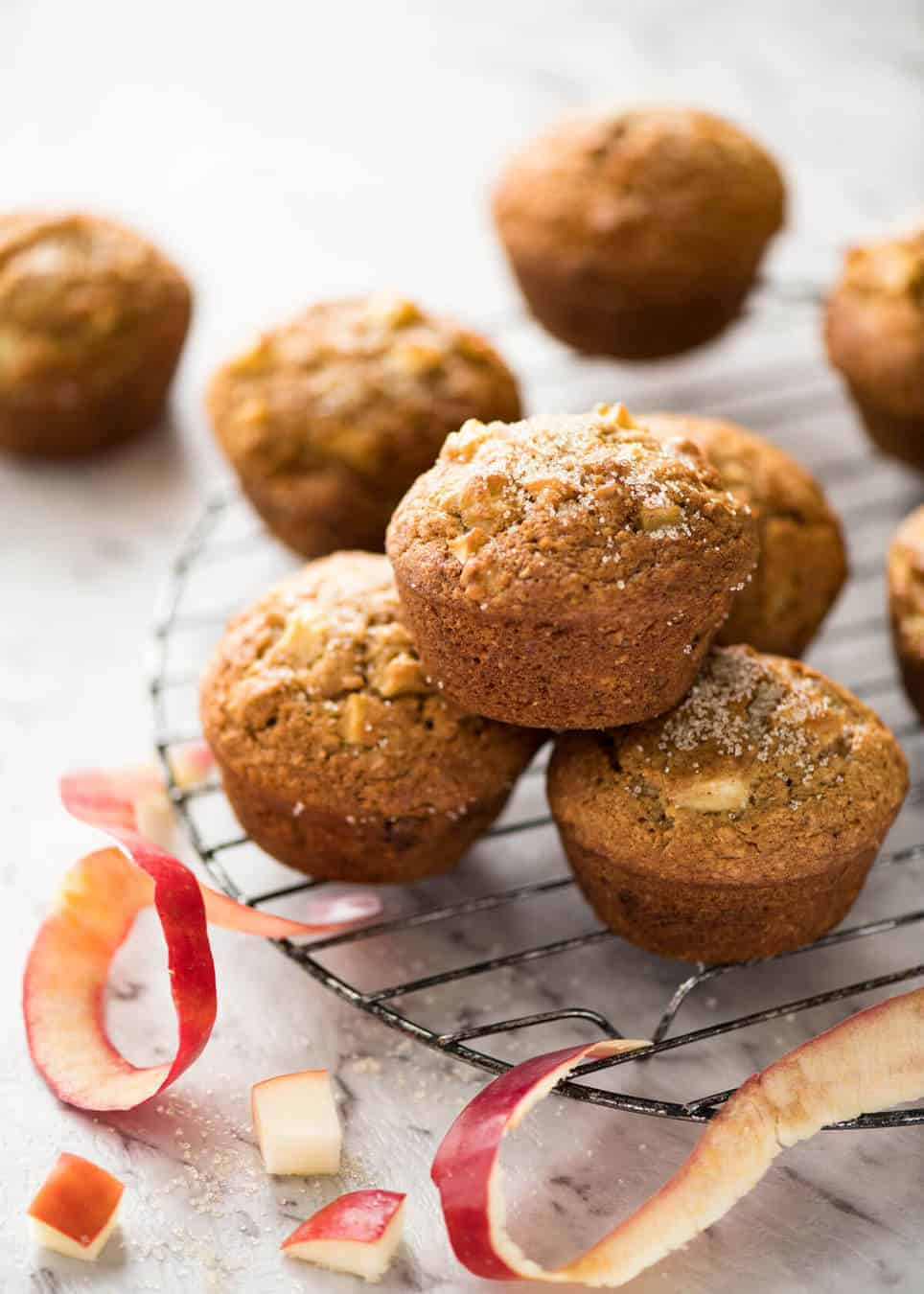 how to make muffins moist