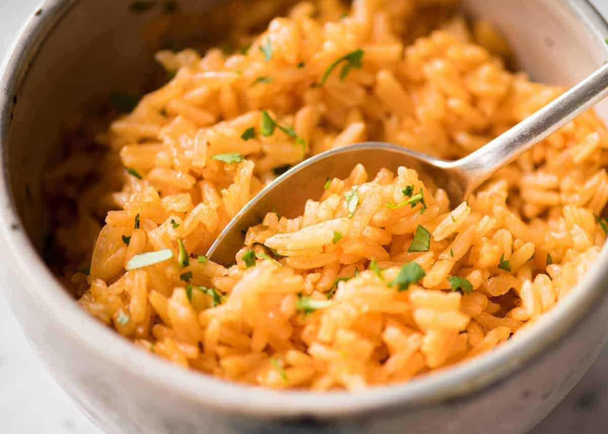 Mexican Red Rice | RecipeTin Eats