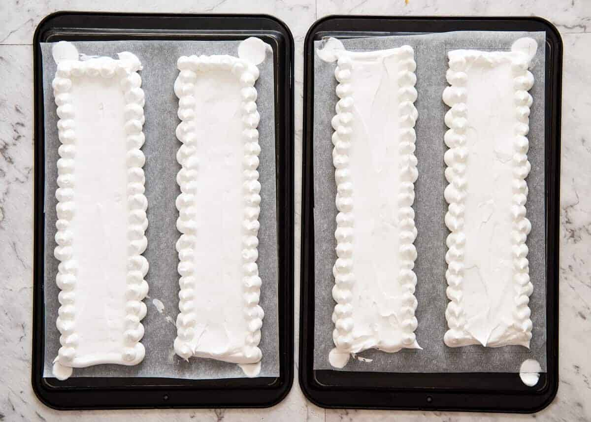 How to make the Never Ending Meringue Tart www.recipetineats.com