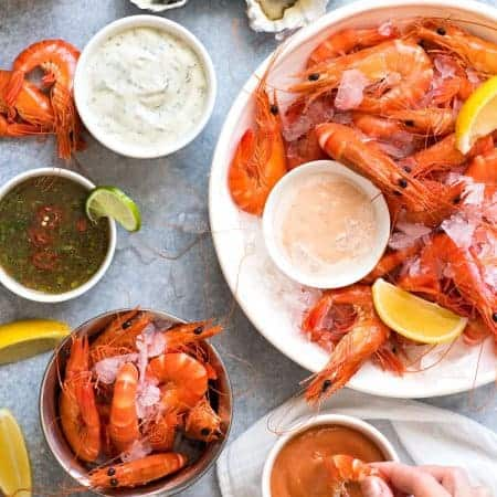 5 Great Prawn Dipping Sauces