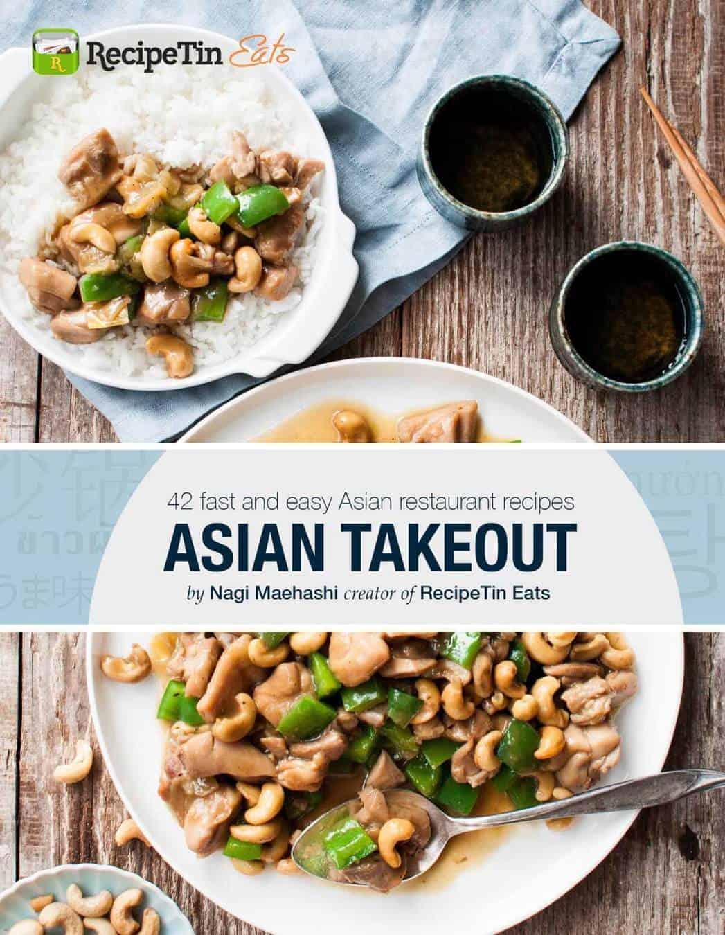Free Asian Takeout eCookbook | RecipeTin Eats www.recipetineats.com