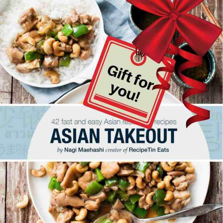 Free Asian Takeout eCookbook | RecipeTin Eats www.recipetineats.com