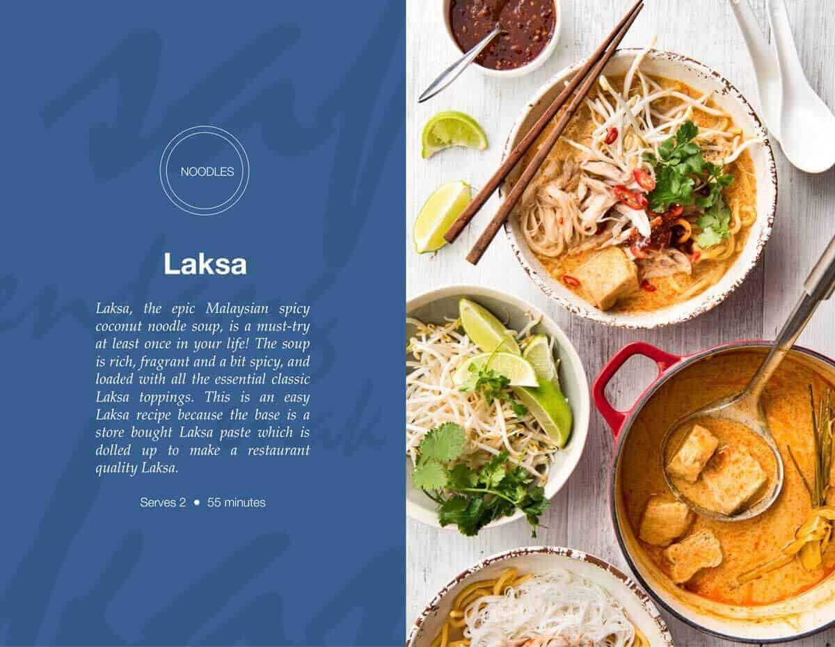 Laksa | Free Asian Takeout eCookbook | www.recipetineats.com