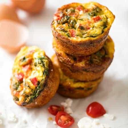 Healthy Egg Muffins!