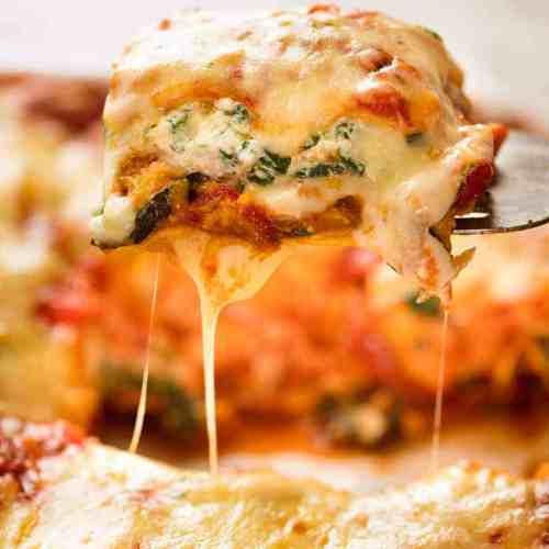 Vegetarian Lasagna Recipetin Eats