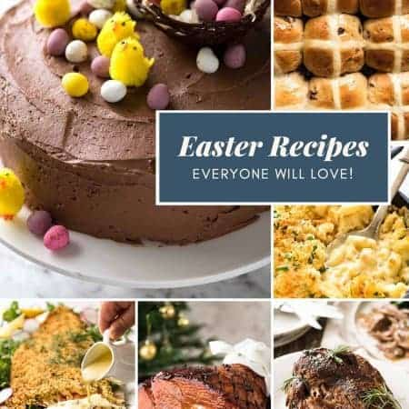 Easter Recipes You'll Love!