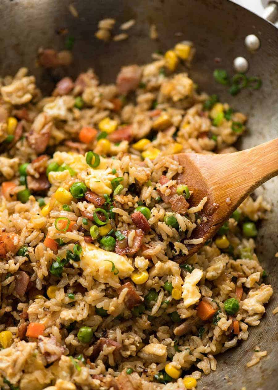 Fried Rice Recipetin Eats