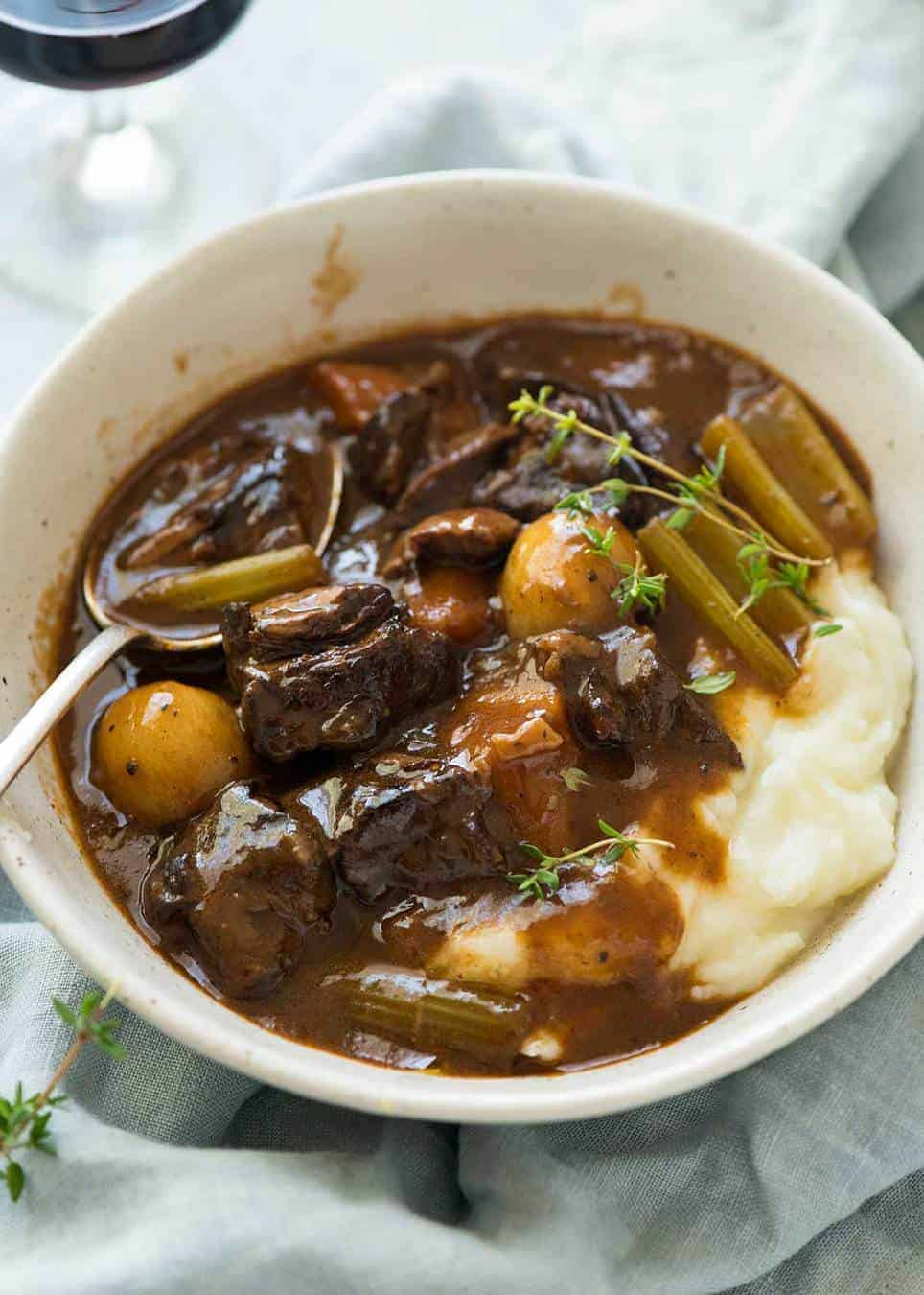 Beef Stew Recipetin Eats