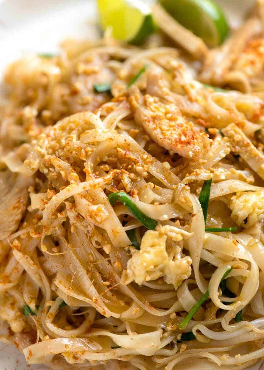 Pad Thai Recipetin Eats