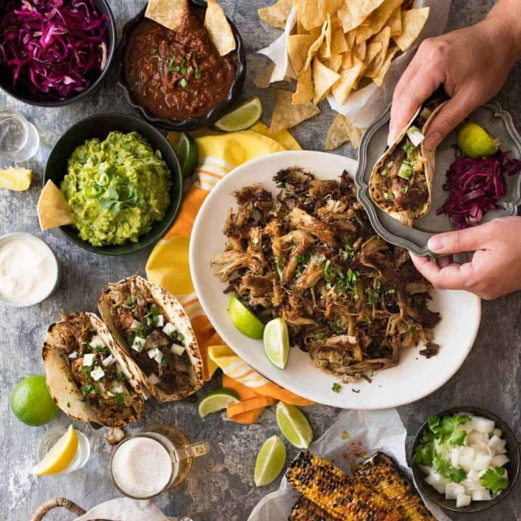 Top 10 Mexican Dinner Recipes: A Big Mexican Fiesta That's Easy To Make