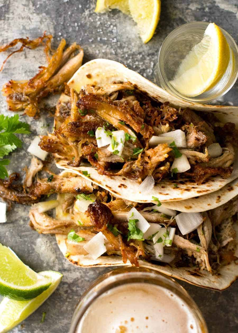 Image result for pork taco bar