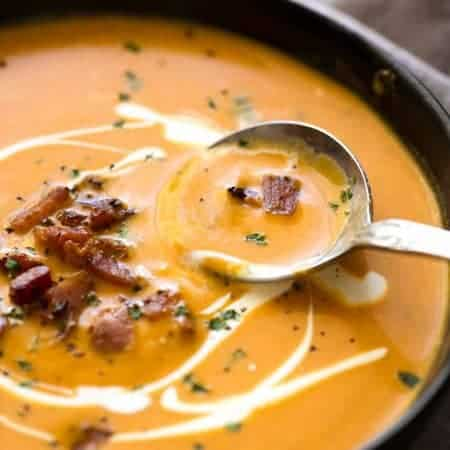 Carrot Soup is Amazing