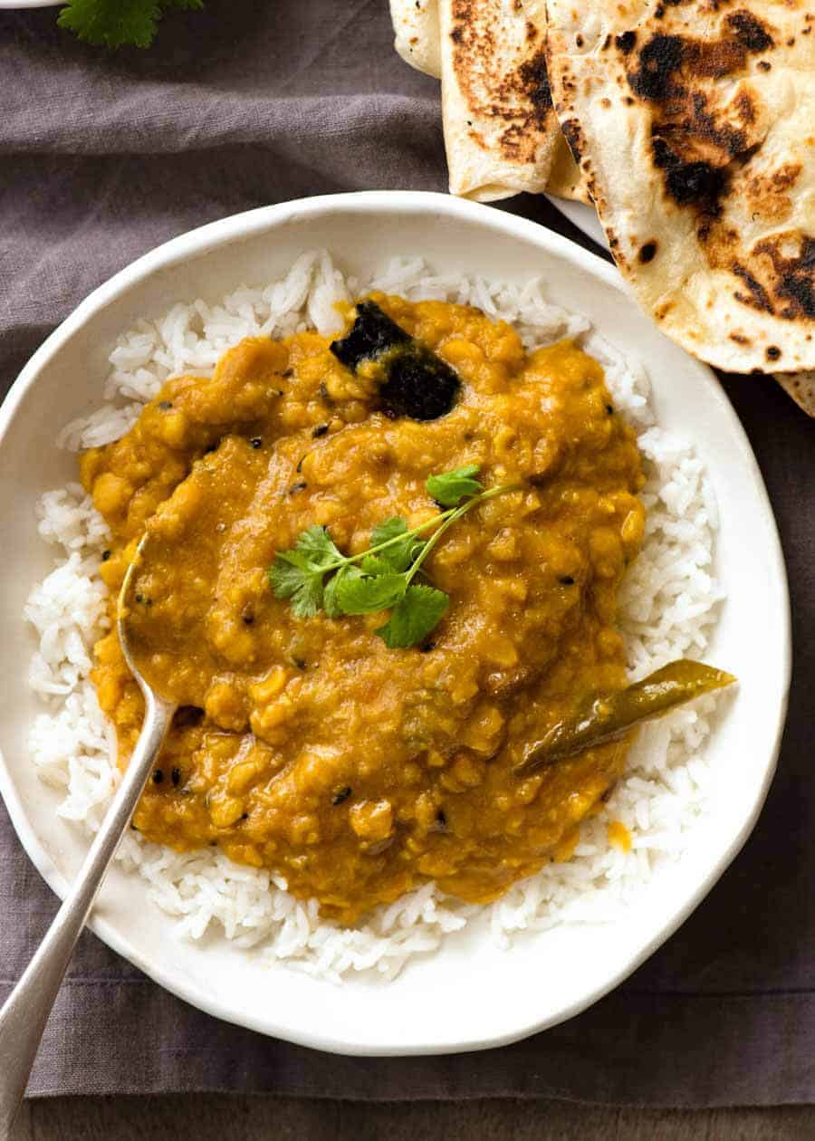 easy indian recipes simple homemade dal curry you can make at home international cuisine cookbook series 2