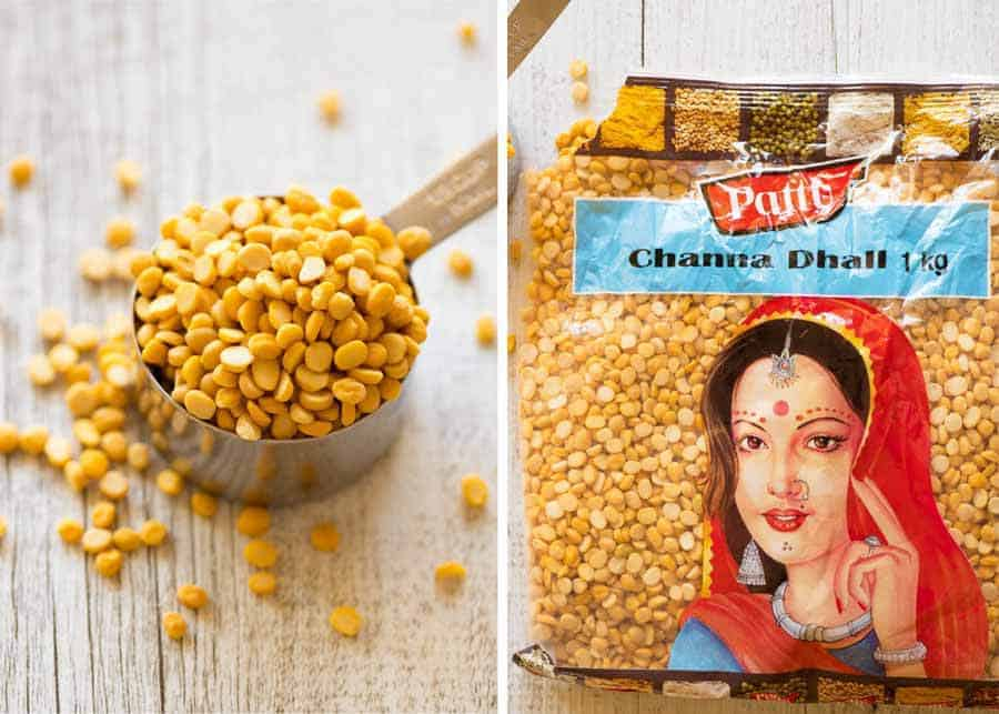 Best lentils for Dal - Channa Dal