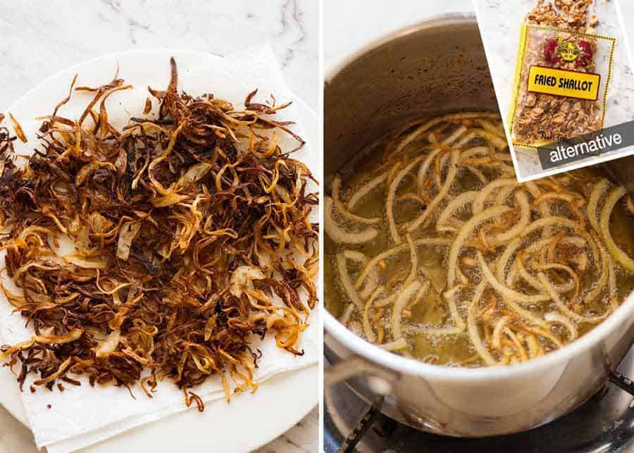 Fried Onions for Biryani