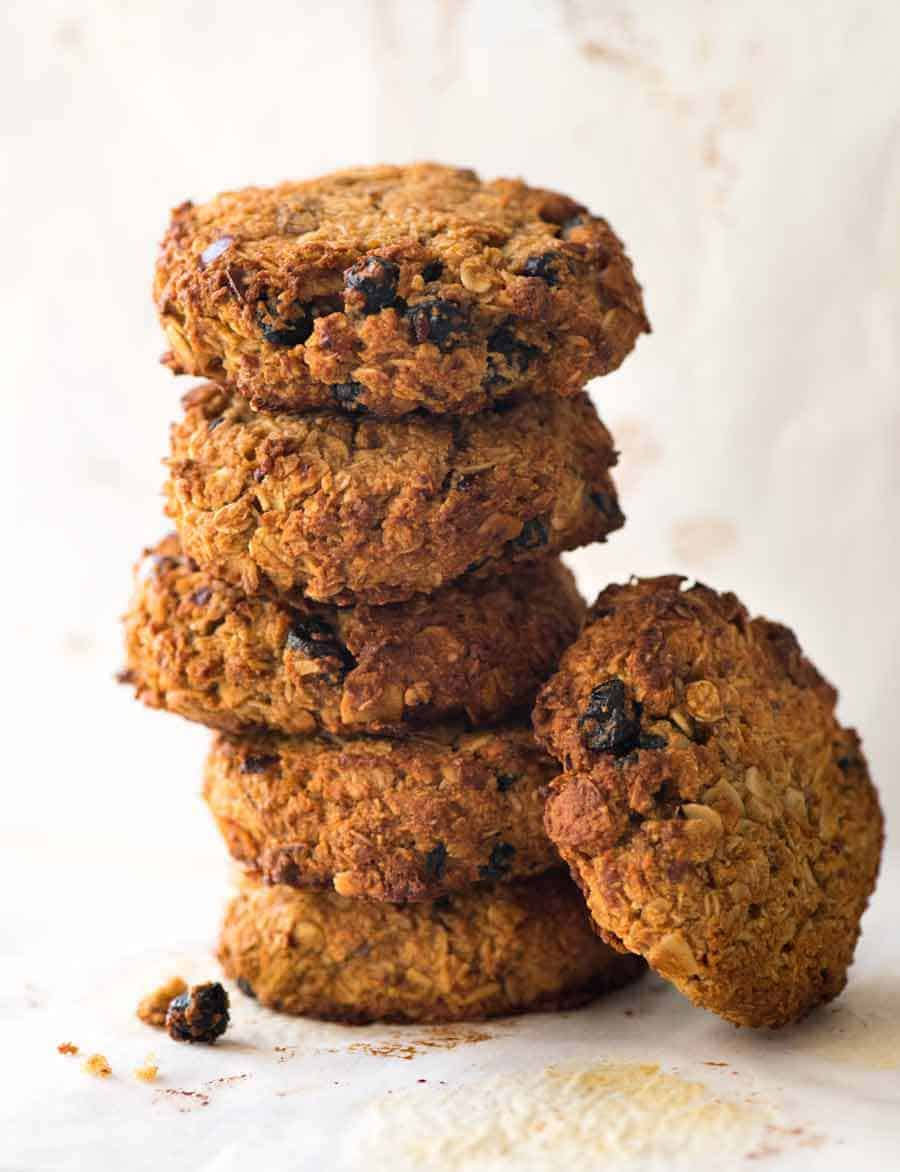 Healthy Oatmeal Breakfast Cookies Recipetin Eats